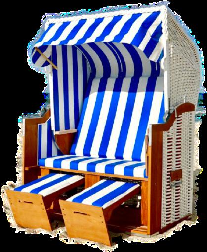 Strandkorb online buchen im Ostseebad Baabe auf Rügen
